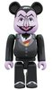 SESAME STREET - COUNT VON COUNT BE@RBRICK 100%