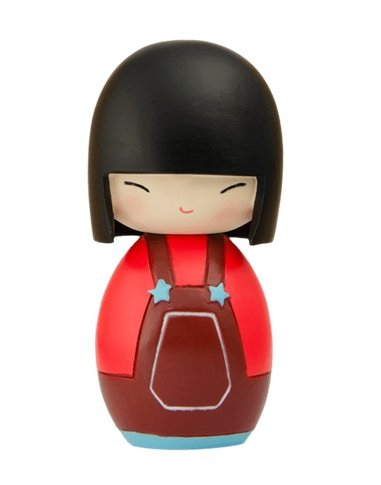 Soul figure by Momiji, produced by Momiji. Front view.