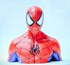 Spiderman deluxe bust bank