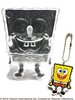 SpongeBob SquarePants - Key Chain Set (Black Lame Version)