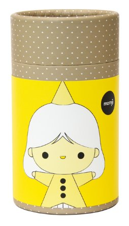 Star figure by Luli Bunny, produced by Momiji. Packaging.