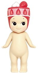 Strawberry Shortcake figure by Dreams Inc., produced by Dreams Inc.. Front view.
