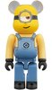 STUART by Despicable Me 3 BE@RBRICK 100%