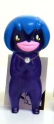 Suiko - Blue Hair, Pearl Necklace figure by Sunguts, produced by Sunguts. Front view.