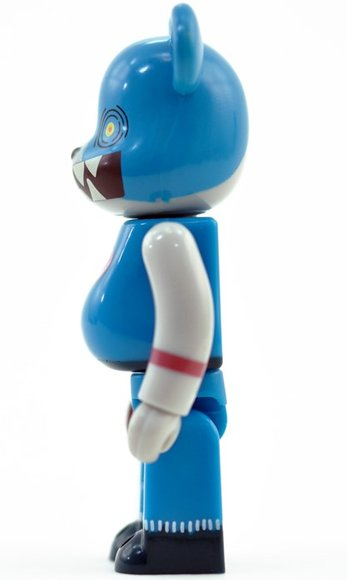 Sweet Monster - Secret Be@rbrick Series 28 figure, produced by Medicom Toy. Side view.