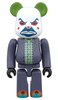 THE JOKER (BANK ROBBER Ver.) BE@RBRICK