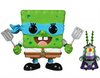 TMNT SpongeBob SquarePants and Shredder Plankton