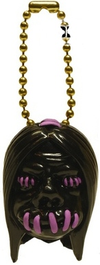 Dry Head Keychain - Purple