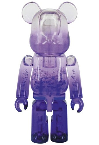 Jellybean Be@rbrick Series 27 figure, produced by Medicom Toy. Front view.