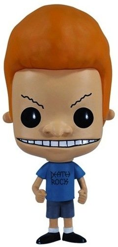 Beavis POP! figure, produced by Funko. Front view.