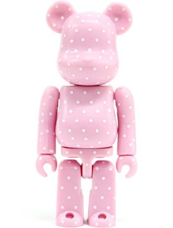 Pattern Be@rbrick Series 13 figure, produced by Medicom Toy. Front view.
