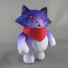 Chubby Tough - OOAK Space cat version
