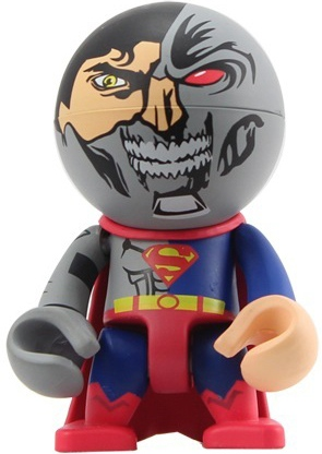 DC Superman Trexi Collection - Superman Cyborg