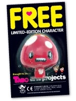 Free limited edition Character