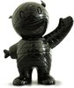 Mummy Boy - Halloween '08, Black Unpainted, SSSS Exclusive