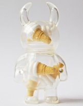 Uamou - Ice Cream figure by Ayako Takagi, produced by Uamou. Front view.
