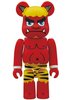 Red Demon Be@rbrick 100%