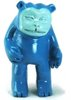 Fuzzie the Bear Green/Blue