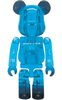 Summer Sonic 2006 Be@rbrick 100% - Clear Blue