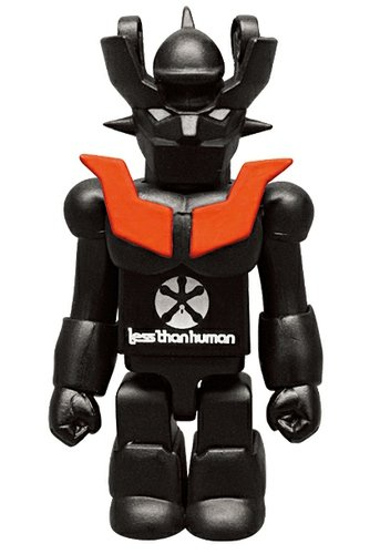 Less Than Human - Mazinger Z ver. figure by Dynamic Planning, produced by Medicom Toy. Front view.