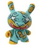 BJ Betts Dunny figure by Bj Betts, produced by Kidrobot. Front view.