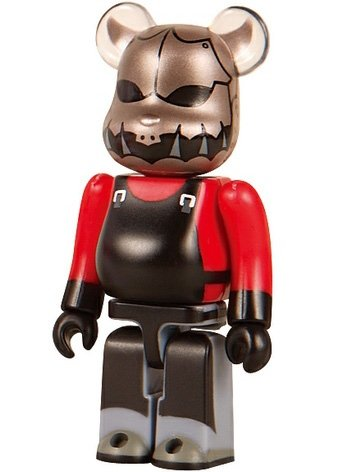 Hostel - Horror Be@rbrick Series 13 figure, produced by Medicom Toy. Front view.