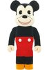 BWWT 2 Mickey Mouse Be@rbrick 1000%