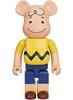 Charlie Brown Be@rbrick 1000%