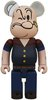 DRx Navy Popeye the Sailor Man Be@rbrick 400%