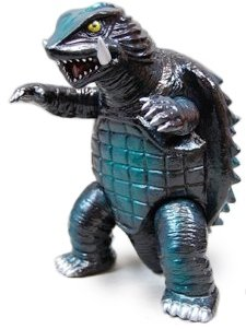 Gamera (ガメラ) - WF 2013 Summer figure by Sunguts, produced by Sunguts. Front view.