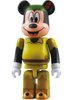 Mickey Mouse as Peter Pan Be@rbrick 100%