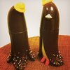 Formal (chocolate banana) - Design Fiesta