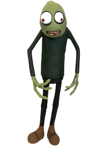 Salad Fingers Action Figure (Teeth Version)