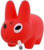 "Smorkin' Labbit 10"" RED"