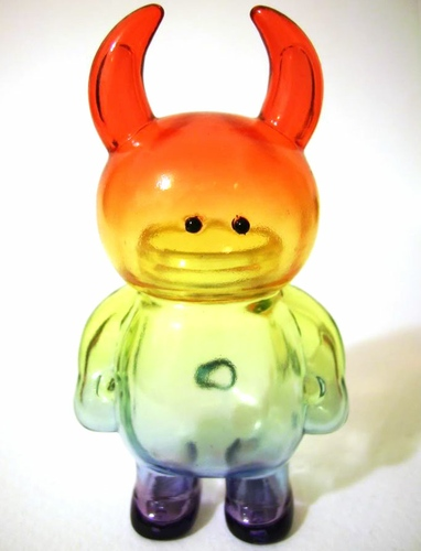 Uamou Clear Rainbow