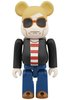 Andy Warhol Be@rbrick 100% - 60's Style Ver.