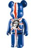 Sex Pistols Be@rbrick 1000% - God Save the Queen