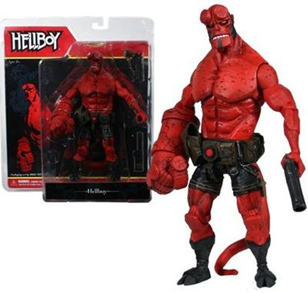 Hellboy w/ Open Mouth
