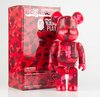 BAPEPLAY Bearbrick 400% Red