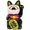 Fortune Cat - Dharma, Black