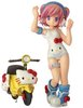 Griffon Enterprises - Hello Kitty to Issho Block Crash 123 PVC Statue Shizuku Minase 1
