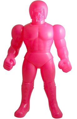 Warsman figure, produced by Five Star Toy. Front view.