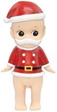 Sonny Angel - Santa Claus figure by Dreams Inc., produced by Dreams Inc.. Front view.