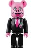 Enjoi Be@rbrick 100% - Corporate Swine