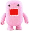 Pink Glitter Domo Qee