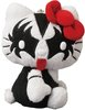 Kiss x Hello Kitty Plush - The Demon