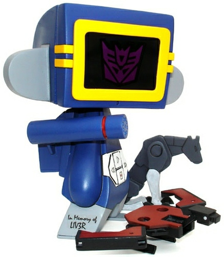 Pocket SoundWAVE (LIV3R edition)