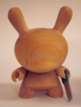 Exclusive wooden Dunny variant