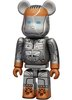 Real Steel Atom - SF Be@rbrick Series 23