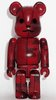 Bape Play Be@rbrick S3 - red